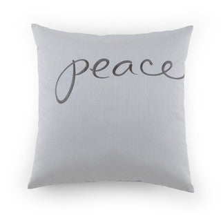 Kathy Davis Solitude Peace Decorative Pillow