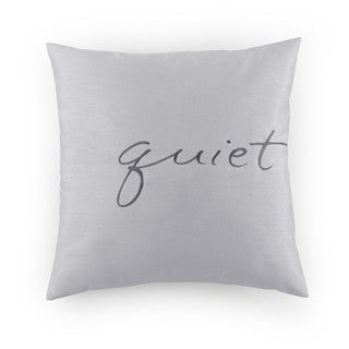 Kathy Davis Solitude Quiet Decorative Pillow