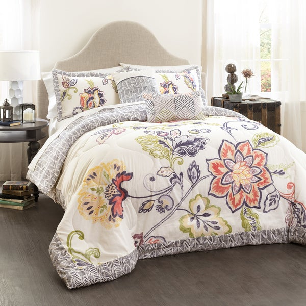 The Curated Nomad Conchita 5-piece Quilted Comforter Set