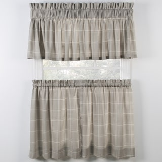 Morrison Natural Tiers and Tailored Valance sold spereately