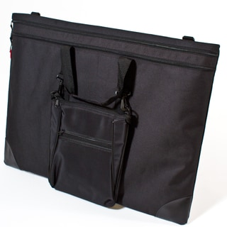 Offex Tango Combo Black 20 x 26 Folio With Removable Tablet Bag