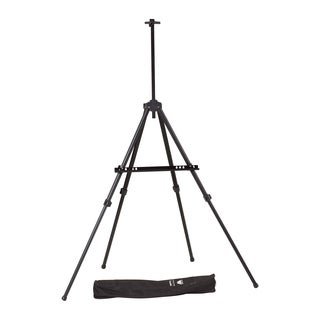 Offex Quattro 4-legged Indoor Outdoor Stable Easel Black