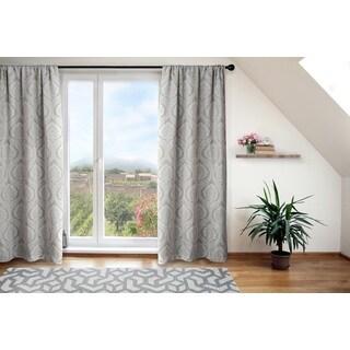 Isabella Linen Curtain Panel