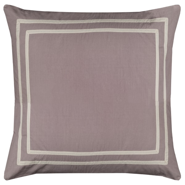 Rizzy Home Vintage Butterfly Euro Sham