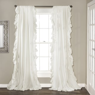 Lush Decor Reyna Curtain Panel Pair
