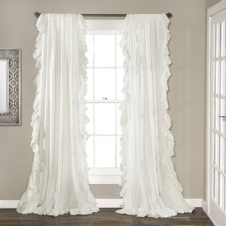 Maison Rouge Fabien Curtain Panel Pair (3 options available)