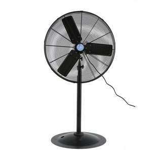iLiving 30-inch Commercial Pedestal Floor Fan