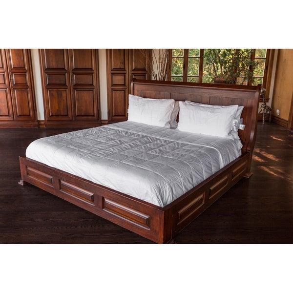 SmarkSilk Luxury All-Season Comforter