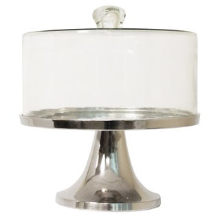 Party Essentials Stainless Steel Cake Stand