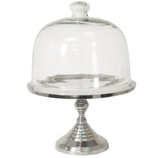 Party Essentials Dome Glass Cake Stand Multi Server