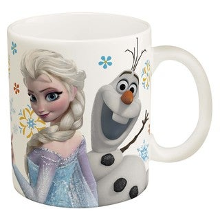Frozen Elsa and Anna Coffee Mug