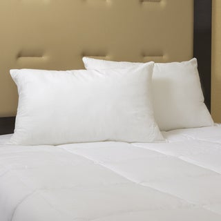 Hotel Classic 25-percent Down and 75-percent Feather Pillows (Set of 2)