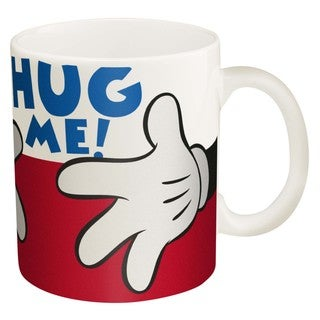 Mickey Mouse 'Hug Me' Coffee Mug