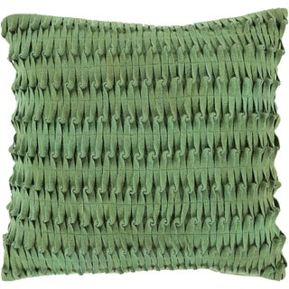 Decorative Lewis 22-inch Poly or Down Filled Pillow