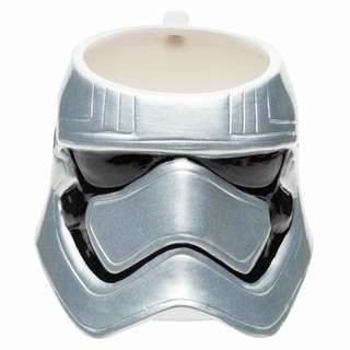 StarWars Captain Phasma Sculpted Mug