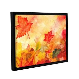 ArtWall 'Irina Sztukowski's Autumn Dance' Gallery Wrapped Floater-framed Canvas