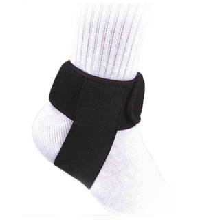 McDavid Classic 436 Level 2 Achilles Tendon Support (Black)