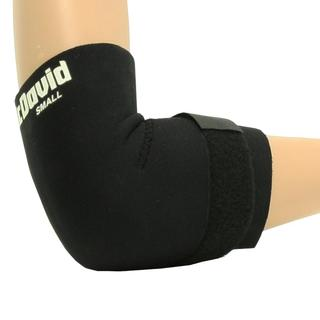 McDavid Classic 485 Level 2 Elbow Support with Strap (Black)