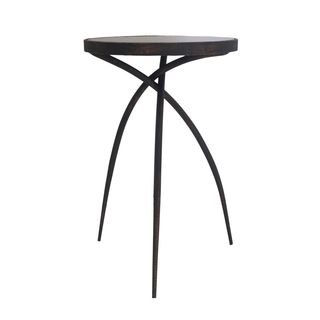 Aurelle Home Rod Side Table