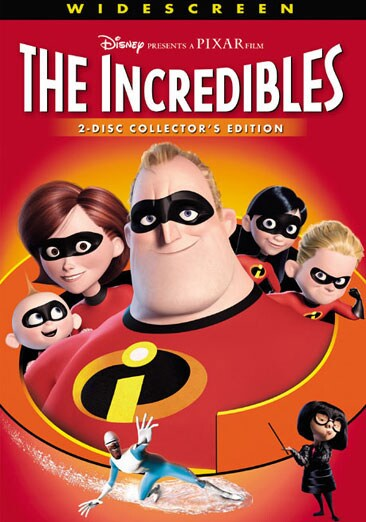 The Incredibles (DVD)
