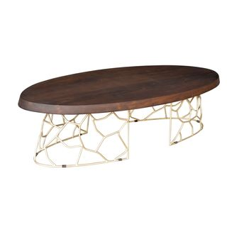 Aurelle Home Demetrius Coffee Table