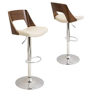Off White Counter Amp Bar Stools For Less Overstock