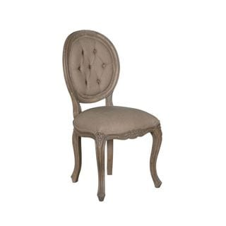 Crafted Home's Abella Dining Chair in Walnut