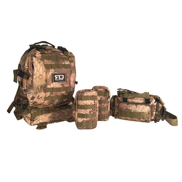 Kryptek Camo 3-Day Mission Backpack