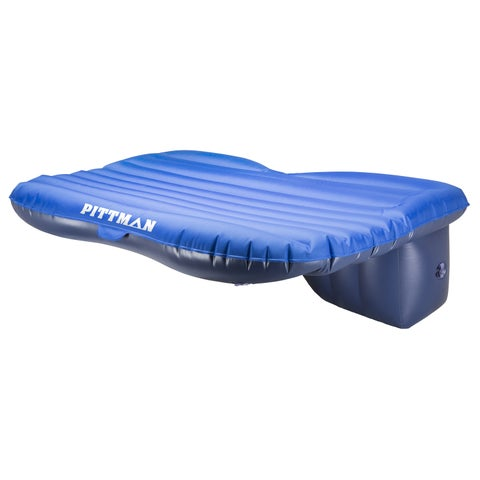 Pittman Outdoors 'AirBedz' Inflatable Rear Seat Air Mattress for Cars, Jeeps, SUV's and Mid-size Trucks