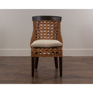 Crafted Home's Ariani side chair