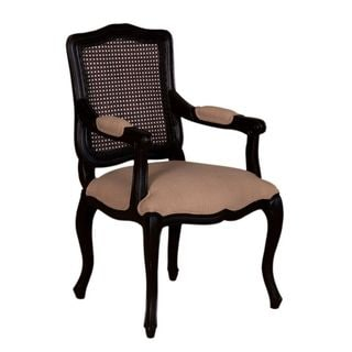 Crafted Home's The Wall Dining Arm Chair