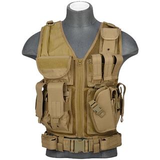 Lancer Tactical Cross Draw Vest