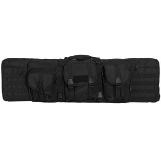Lancer Tactical Molle 42-inch Double Rrifle Case