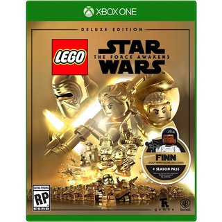 Lego Star Wars : Force Awakes Deluxe Edition - Xbox One