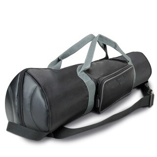 Padded Tripod Case Bag with Expandable Compartment & Accessory Storage - by USA GEAR