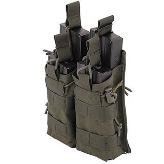 Molly Bungee Open Top Quad Magazine Pouch
