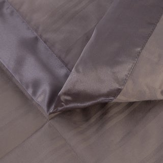 Fusion 300 Thread Count 550 Fill Power Dobby Stripe Ultra Down Blanket