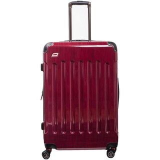 Andare Barcelona 24-inch Expandable Hardside Spinner Upright Suitcase (3 options available)