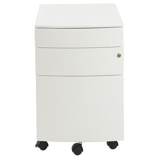 Floyd File Cabinet - White