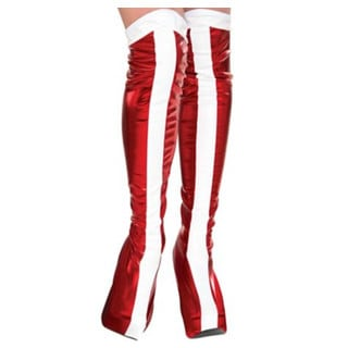 Wonder Woman Boot Toppers Women's Costume