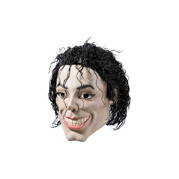 Michael Jackson King Of Pop Face Mask Costume