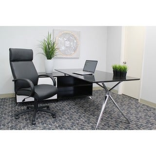 Boss Multi-Function Executive High Back Chair - 48 x 27 x 29.5