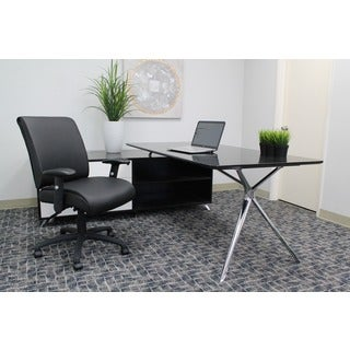 Boss Multi-Function Executive Mid Back Chair