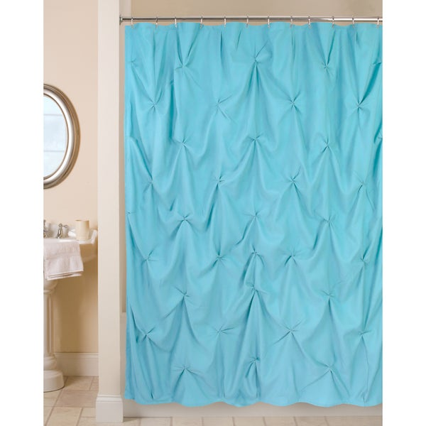 Park B. Smith Pouf Watershed Shower Curtain