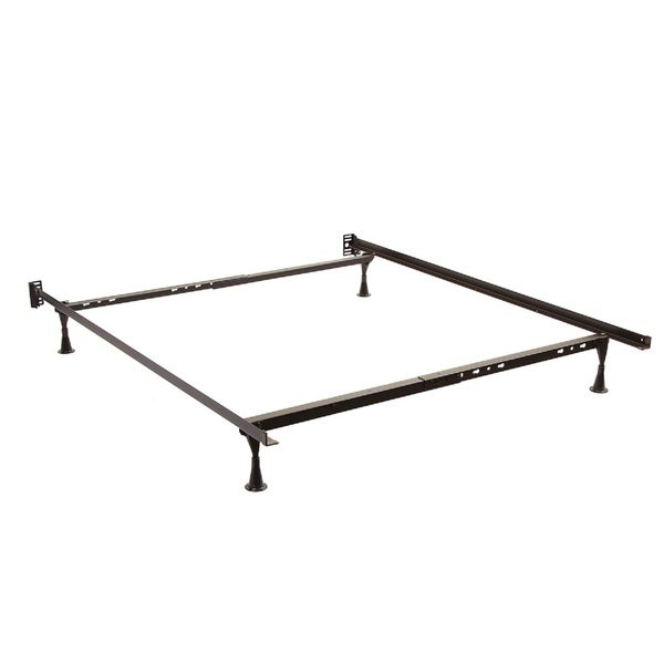 Shop Twin Full Queen Angle Iron Steel Bed Frame With 70