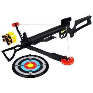 Velocity Toys Top Dog Shooter Children's Kid's Toy Crossbow Dart Play Set