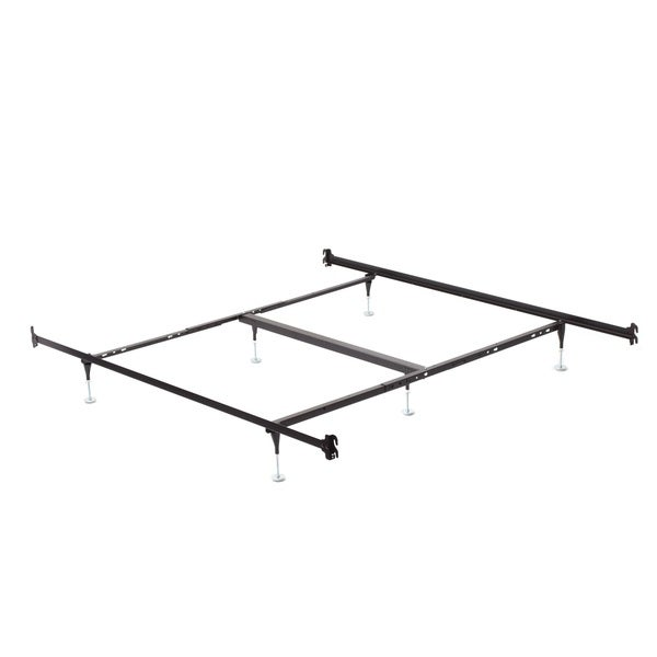 Shop Queen King Hook On Angle Iron Steel Bed Frame With