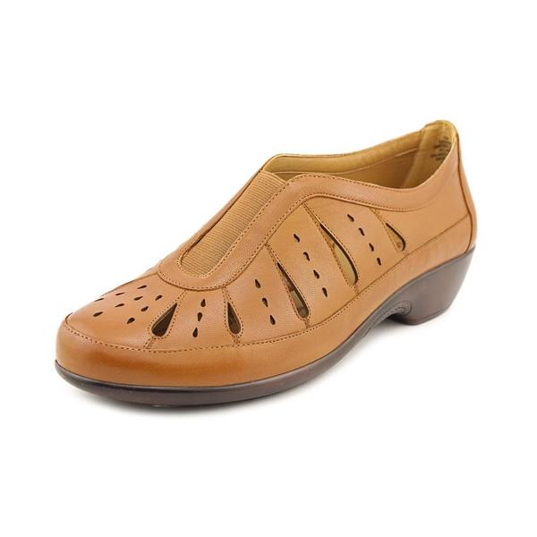 1f6d5bb23 Shop Easy Spirit Women s  Gavra  Leather Casual Shoes - Free ...