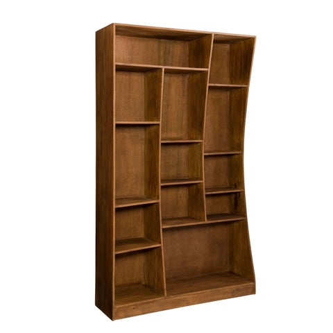 Aurelle Home Newton Large Storage Bookcase