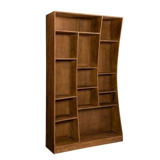 Aurelle Home Newton Large Storage Bookcase